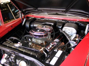 Christine Movie Car Engine