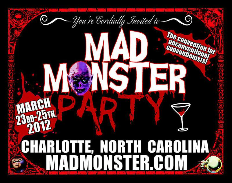 Mad Monster Party Logo