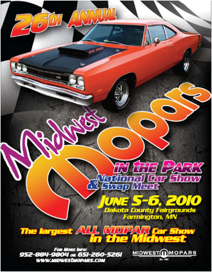 Mopars in the Park Logo