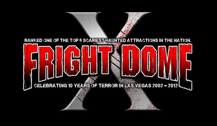 frightdome banner