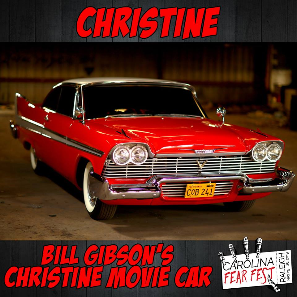 Raleigh Car Show >> Past Events - Christine Movie Car
