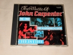 The Music of John Carpenter CD (Germany)   9 Tracks.jpg