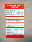 Plymouth Maintenance guide card.jpg