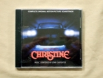 Complete Original Motion Picture Soundtrack by John Carpenter (Christine on cover)  36 Tracks.jpg